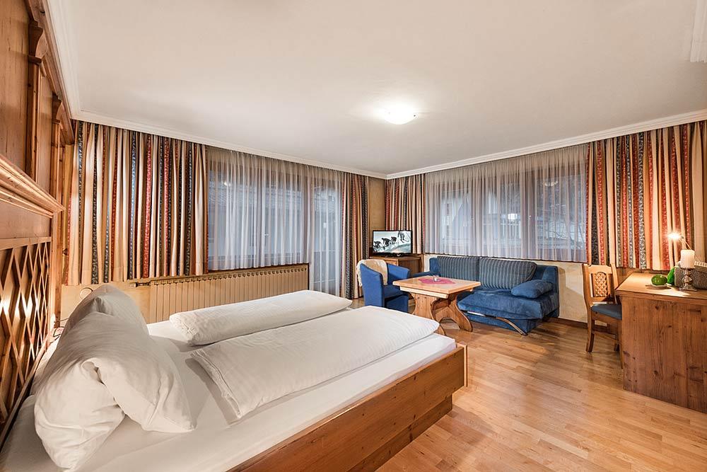 Appartement Typ 2 für 1- 3 Personen