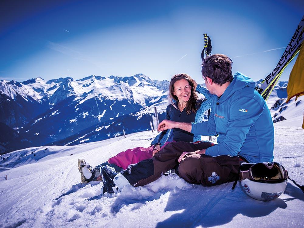 Winterurlaub in Gastein